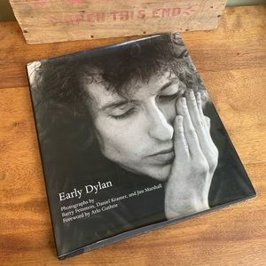 Early Dylan Coffee Table Photography Book